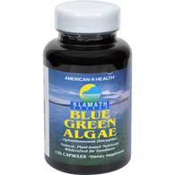 American Health Blue Green Algae - 120 Capsules