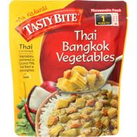 Tasty Bite Entree - Thai Cuisine - Thai Bangkok Vegetables - 10 oz - case of 6