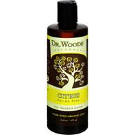 Dr. Woods Naturals Castile Liquid Soap - Citrus - 16 fl oz