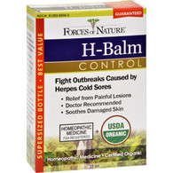 Forces of Nature Organic H-Balm Control - 33 ml