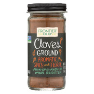 Frontier Herb Cloves - Ground - 1.92 oz