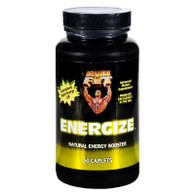 Healthy 'N Fit Energize Energy Booster - 60 capsules