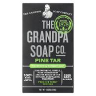 Grandpa's Pine Tar Bar Soap - 4.25 oz
