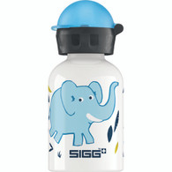 Sigg Water Bottle - Elephant Family - .3 Liters