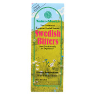 Nature Works Swedish Bitters - 8.45 fl oz