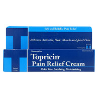 Topricin Anti-Inflammatory Pain Relief Cream - 2 oz