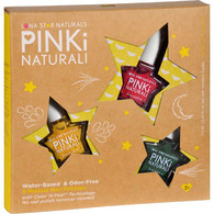 Luna Star Nail Polish - Pinki Naturali - Starry Sky Dreams - 3 Pieces