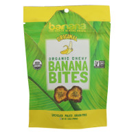 Barnana Banana Bites - Organic - Original - 3.5 oz - case of 12