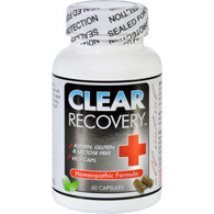 Clear Products Clear Recovery - 60 Cap