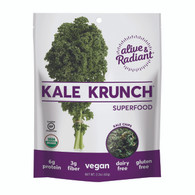 Alive and Radiant Kale Krunch - Superfood - Case of 12 - 2.2 oz.