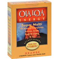 Ola Loa Energy Orange - 5 Packets