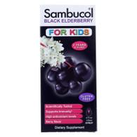 Sambucol Black Elderberry Liquid For Kids - 4 fl oz