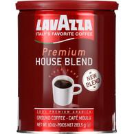 Lavazza Coffee - Can - Ground - Premium House Blend - 10 oz - 1 each