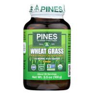 Pines International Wheat Grass Powder - 3.5 oz