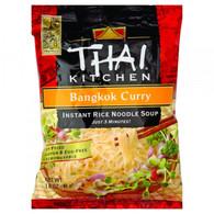 Thai Kitchen Instant Rice Noodle Soup - Bangkok Curry - Medium - 1.6 oz - Case of 6