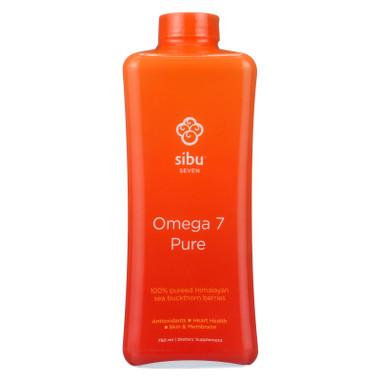 Sibu Beauty Dietary Supplement - Sea Berry Puree - Omega-7 Pure - 750 ml - 1 each