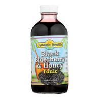 Dynamic Health Black Elderberry Liquid Concentrate - 8 fl oz