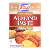 Solo Almond Paste - 8 oz - case of 12