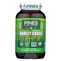 Pines International Barley Grass - 500 mg - 500 Tablets