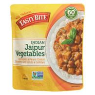 Tasty Bite Entrees - Indian Cuisine - Jaipur Vegetables - 10 oz - case of 6