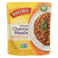 Tasty Bite Entree - Indian Cuisine - Channa Masala - 10 oz - case of 6