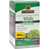 Nature's Answer Alfalfa Leaf - 90 Ct