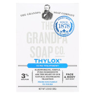 Grandpa's Thylox Acne Treatment Bar Soap with Sulfur - 3.25 oz