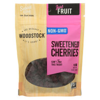 Woodstock Fruit - All Natural - Cherries - Sweetened - Tart - 5 oz - case of 8
