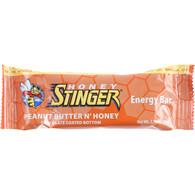 Honey Stinger Bar - Energy - Peanut Butter N Honey - 1.75 oz - case of 15