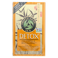 Triple Leaf Tea Detox Tea - 20 Tea Bags - Case of 6
