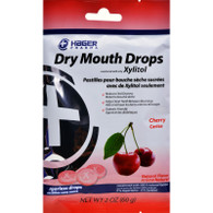 Hager Pharma Dry Mouth Drops - Cherry - 2 oz