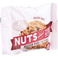 Betty Lou's Protein Plus Energy Nut Butter Balls - Peanut Butter Chocolate Chip - 1.7 oz - Case of 12