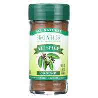 Frontier Herb Allspice - Ground - Jamaican - Select Grade - 1.92 oz