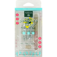 Earth Therapeutics Pedicure to Go - 1 Set