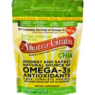 Anutra Omega 3s - Whole Grain - 8.5 oz