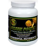 Greens Today Powerhouse Formula Cellular Energy - 2.8 lbs