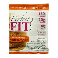 Perfect Cookie Protein Cookie - Peanut Butter - 1.41 oz - Case of 12