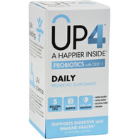 Up4 Probiotics - DDS1 Daily - 60 Vegetarian Capsules