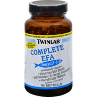 Twinlab Complete EFA - 90 Softgels