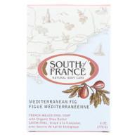 South Of France Bar Soap - Mediterranean Fig - 6 oz - 1 each