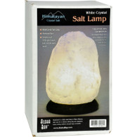 Himalayan Salt Lamp - White - 8 in