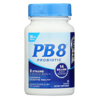 Nutrition Now PB 8 Pro-Biotic Acidophilus For Life - 60 Capsules