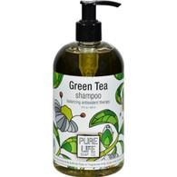 Pure Life Shampoo Green Tea - 15 fl oz