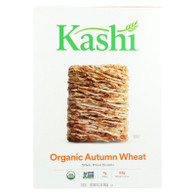 Kashi Cereal - Organic - Whole Wheat - Organic Promise - Autumn Wheat - 16.3 oz - case of 12