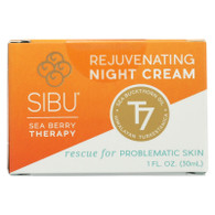 Sibu Beauty Replenishing Night Cream Sea Buckthorn - 1 fl oz