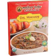 Mother India Organic Dal Makhani - 10.6 oz - Case of 6