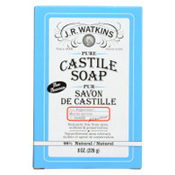 J.R. Watkins Bar Soap - Castile - Peppermint - 8 oz