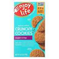 Enjoy Life Cookie - Crunchy - Sugar Crisp - Crunchy - Gluten Free - 6.3 oz - case of 6