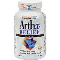 Rainbow Light ArthX Relief - 60 Tablets