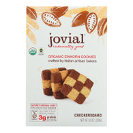 Jovial Cookie - Organic - Einkron - Checkerboard - 8.8 oz - case of 12
